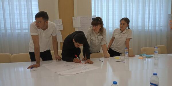 """Проект """"Тренинг – Стажировка – Трудоустройство"""" — Туркменбаши прошёл на УРА!"""